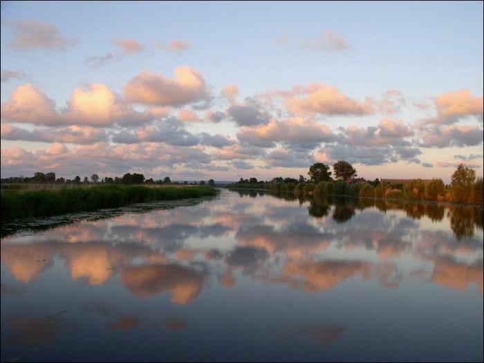 Na rzece Elbląg