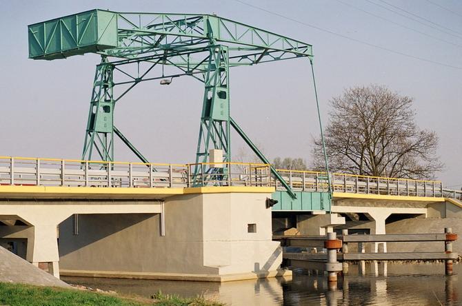 Sztutowo most zwodzony